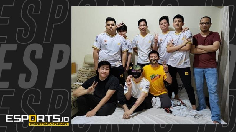 XIN Tak Puas dengan Performa di Final MPL Season 6, Salah Siapa?