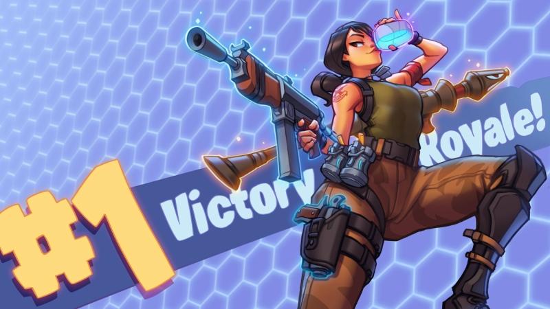 Fortnite Usung Mode 'Victory Royale', Lebih Seru dan Kompetitif!