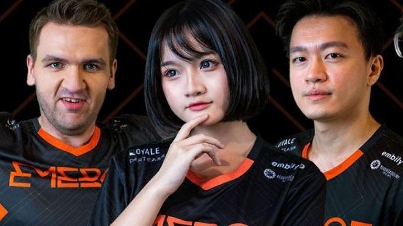 Agensi Esports di Singapura Gaet Legenda DOTA Sebagai Talentnya