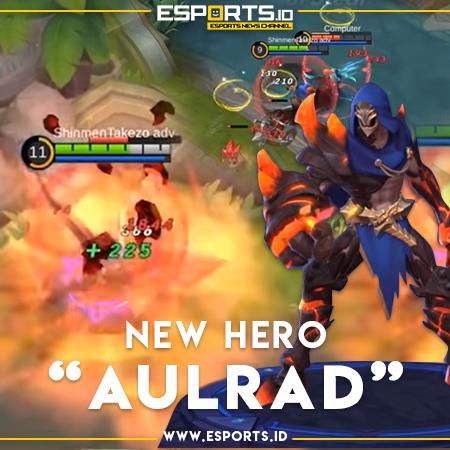 Aulrad, Hero 'Kontraktor' Pemilik Kepalan Maut di Mobile Legends