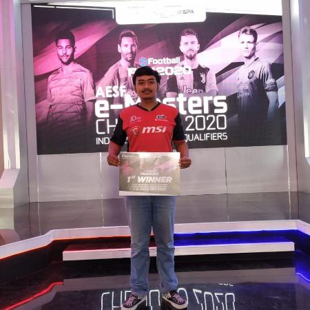 Setia Widianto dan DG Esports Juarai Indonesia Qualifier Chengdu 2020