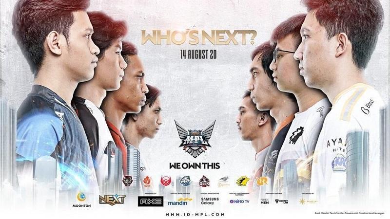 Preview Match Day-1 MPL S6: RRQ Hoshi Jajal Amukan Mantan Juru Kunci