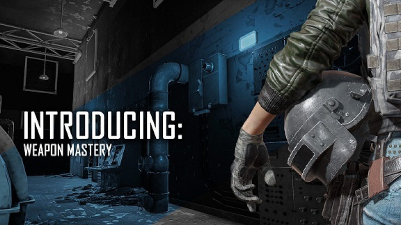 Susul PC, Weapon Mastery Debut di PUBG Konsol!