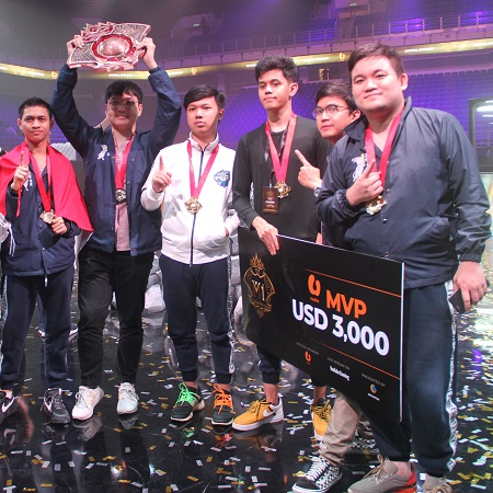 Akhiri Final Dramatis, EVOS Legends Juara M1 2019!