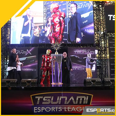 V-GeN Tsunami Esports League Resmi Dimulai!