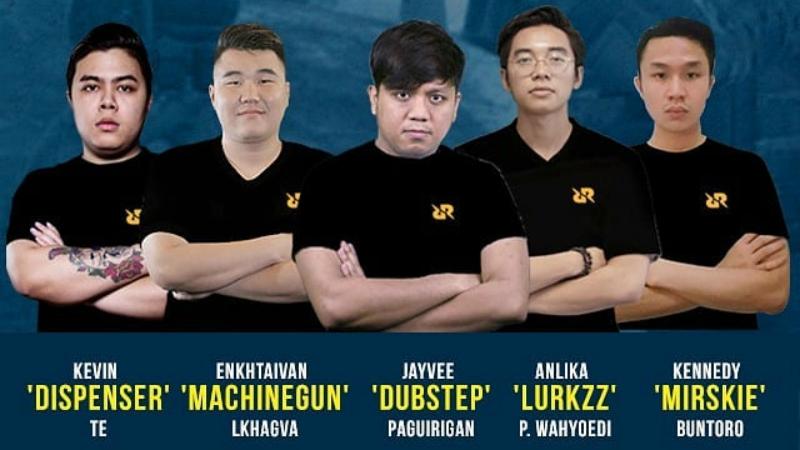 Caplok Talenta Filipina, RRQ Buka Divisi CS:GO