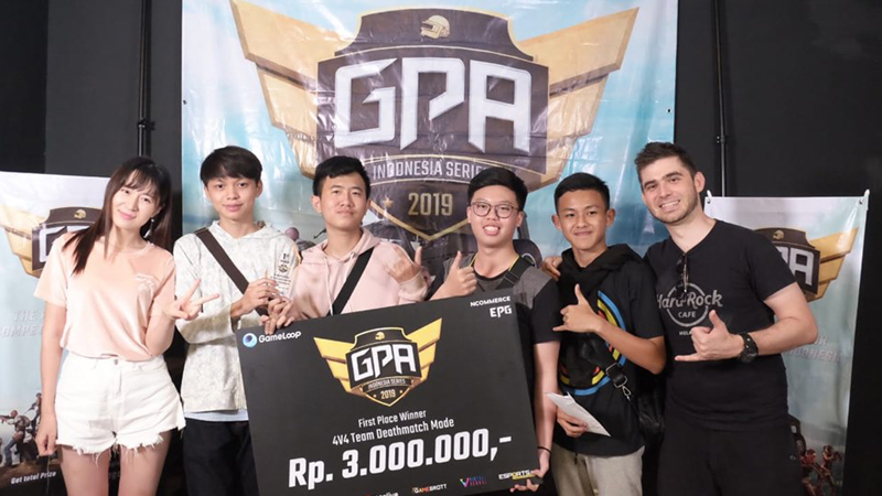 GPA Indonesia Series Wadahi Gamer Kembangkan Bakat