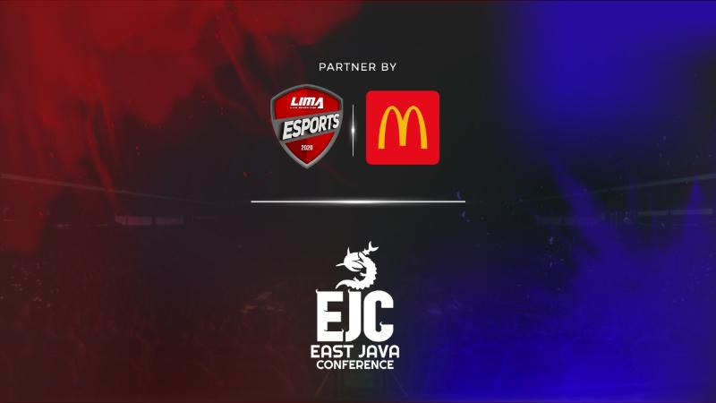 Surabaya Dominasi 16 Besar LIMA Esports EJC!