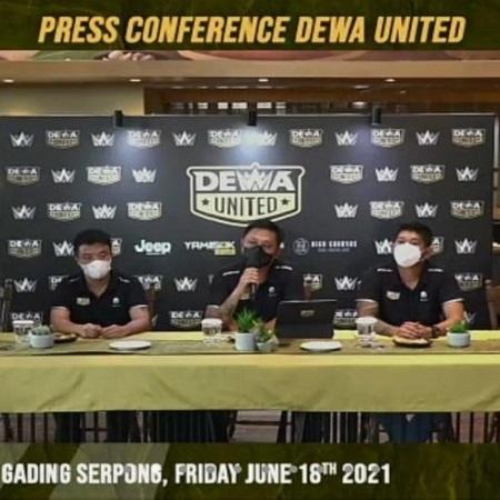 Tanggapi Rumor Masuk MPL, Ini Jawaban Dewa United Esports