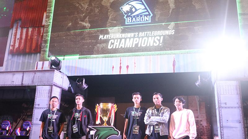 Kisah Gamer Daerah, Juara PUBG di Ibukota dan Wakili Indonesia ke Asia