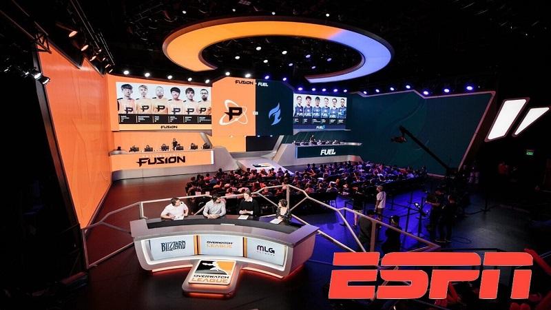 ESPN Tayangkan Turnamen Esports Berhadiah $1,4 Juta Dolar