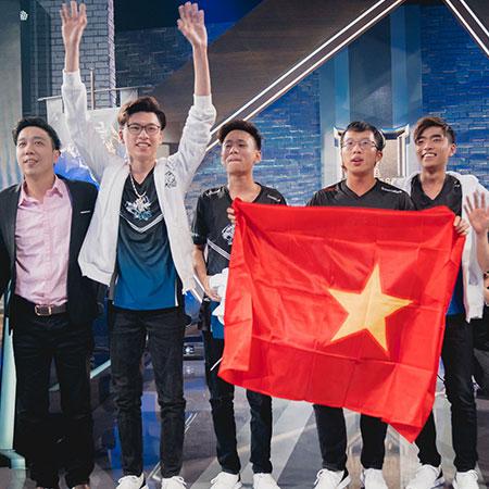 Talenta Vietnam Berlabel EVOS Esports Bungkam Jagoan Turki di MSI