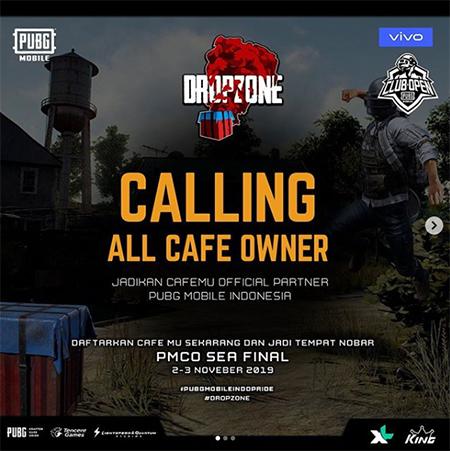 Kesempatan Jadi Bagian dari PMCO Dropzone, Tertarik?
