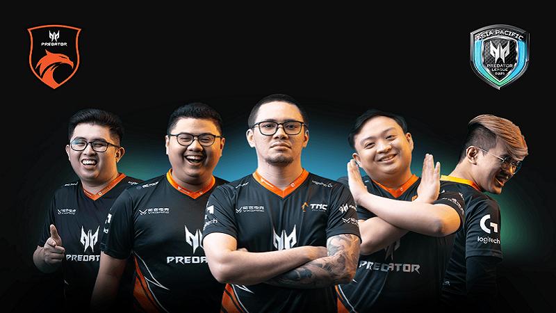 Roster Baru TNC Predator Menangkan APAC Predator League 2021