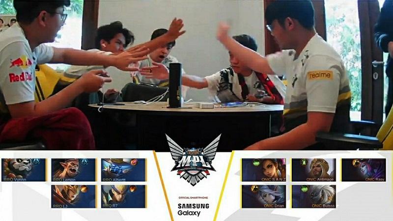 """ONIC Esports Goyah! Kurang """"Bonding"""" Penyebab Kekalahan di MPL Season 6"""