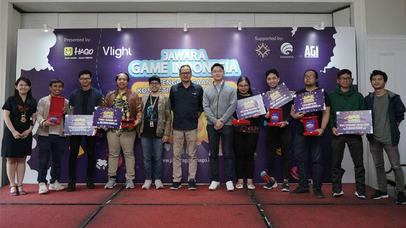 Jawara Game Indonesia, Apresiasi Hago untuk GameDev Lokal