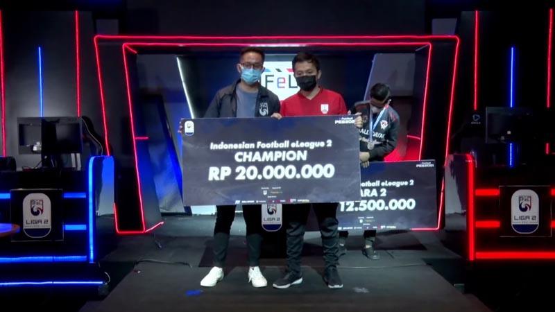 Dominasi Baim Antar Persis Solo Juara di IFeL 2!