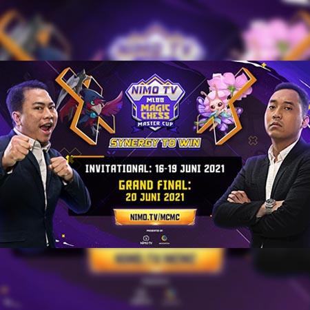Nimo TV X MLBB Magic Chess Master Cup Season 1 Masuki Babak Akhir!