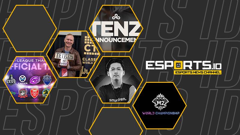 Persiapan Ketat M2 & Pinalti Jeixy Morph, Rekap Esports Pekan Ini