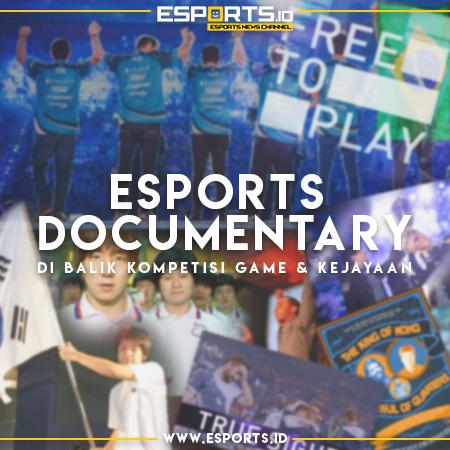 10 Film Dokumenter Terbaik Penjabaran Dunia eSports