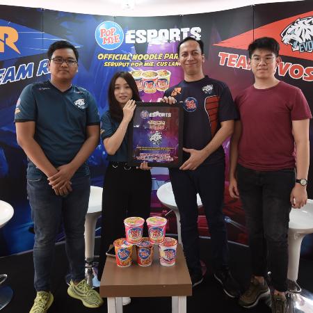Boyong EVOS & RRQ, Indofood Hadirkan Gaming Corner di JFK 2019