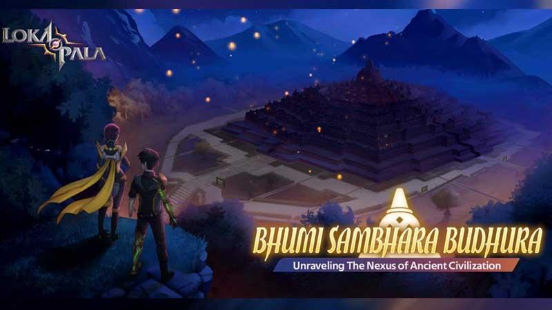 Rayakan Ulang Tahun, Lokapala Gelar Event Bhumi Sambhara Budhura