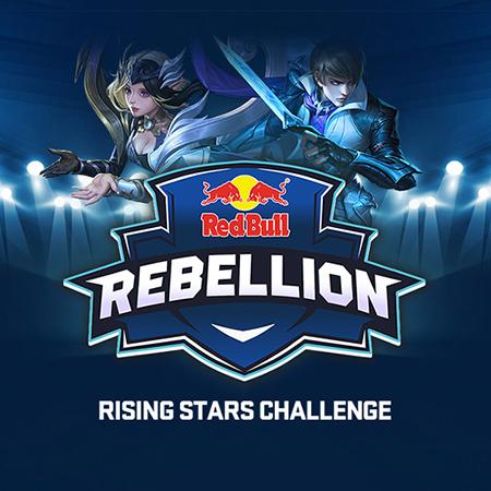 Saatnya Jadi Pro Player di Red Bull Rebellion & Raih Hadiah Puluhan Juta!