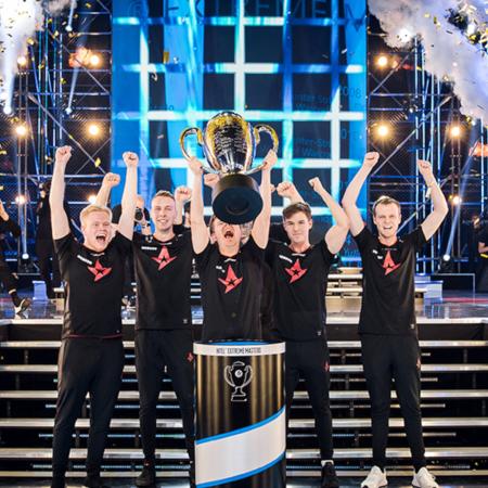 Astralis Betah 'Bertengger' di Ranking 1 Tim Terbaik CS:GO