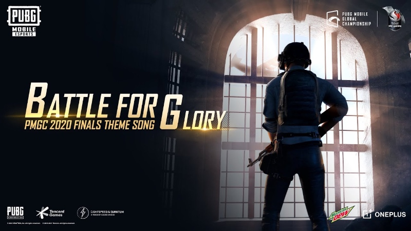 Keren! Tencent Rilis 'Battle for Glory' Jadi Theme Song PMGC 2020