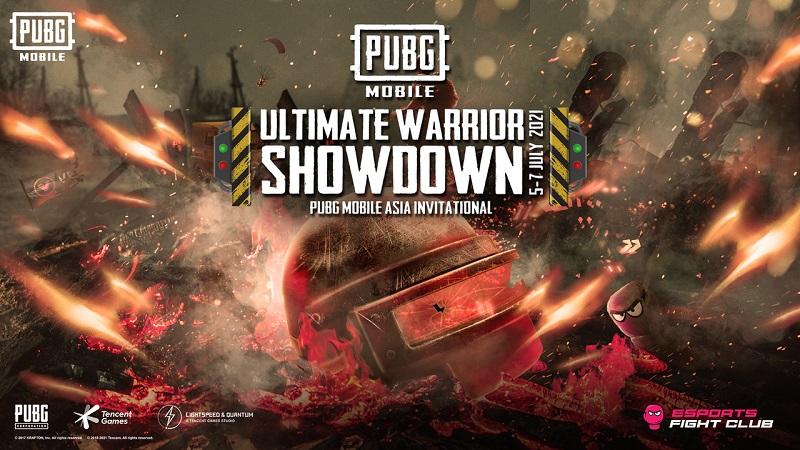 Ultimate Warrior Showdown, Turnamen PUBG M Asia Berhadiah 1,3 M!