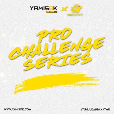 Tantang ONIC Esports di Yamisok Pro Challenge Series!
