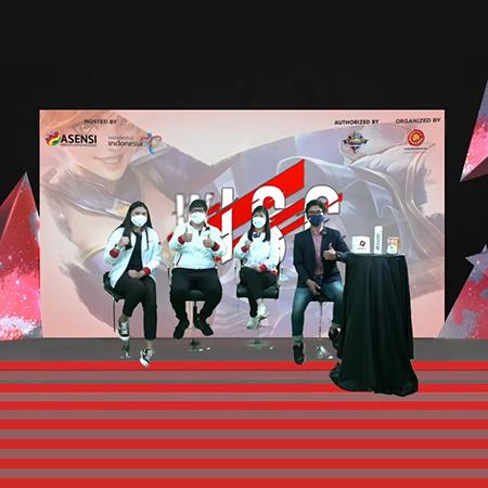 Delapan Tim Ladies Bakal Bertarung di WISC 2021