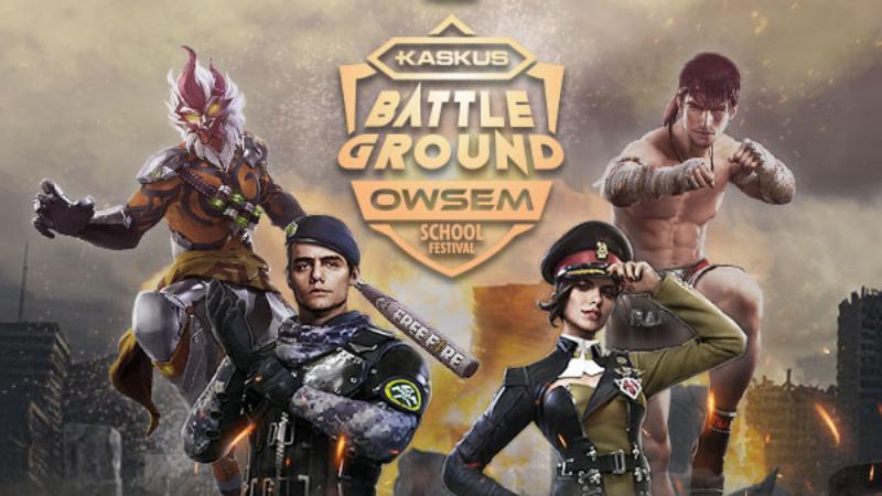 Kaskus Battleground OWSEM: Kesempatan Pelajar Cicipi Esports
