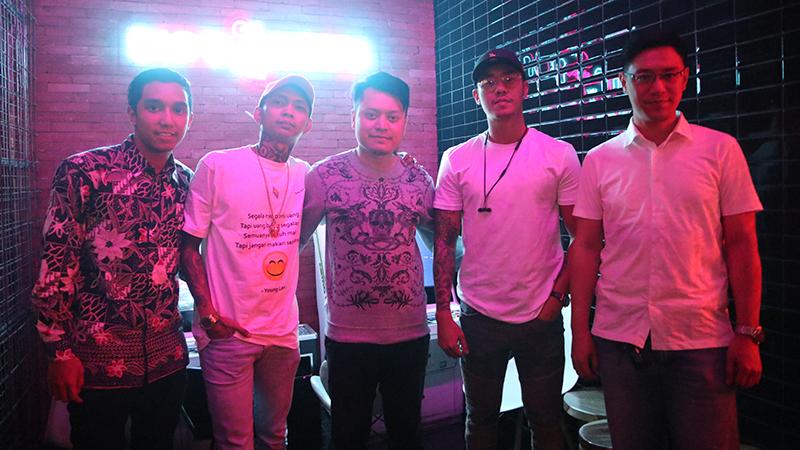 Kompetisi Mingguan IESPA di Wa Chu Want, Young Lex Meramaikan!