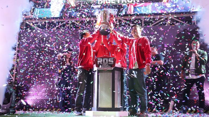 Juarai Kompetisi RoS; Bigetron, WAF & Elite8 Berkemas ke Bangkok!