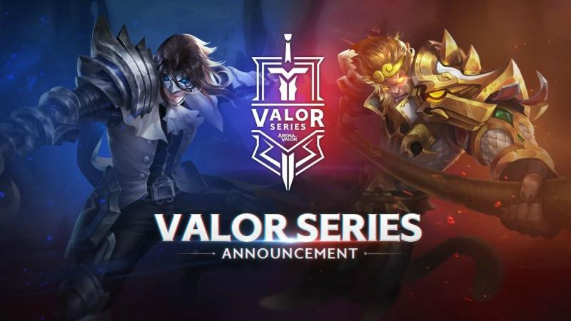 Valor Series, Ajang Menuju AOV World Cup di Eropa dan NA