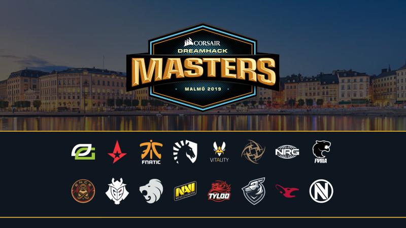 EG Awali DreamHack Masters Malmo dengan Kekalahan?!
