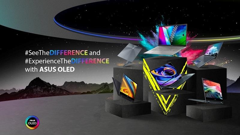 Catat! Ini 5 Keunggulan ASUS OLED Dibanding Layar Laptop Biasa!