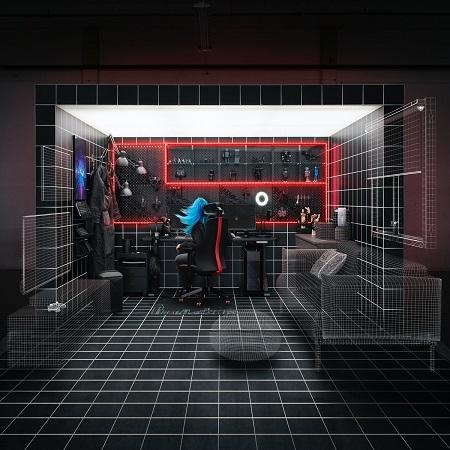 IKEA x ROG Hadirkan Lini Furniture Gaming yang Handal dan Ergonomis!