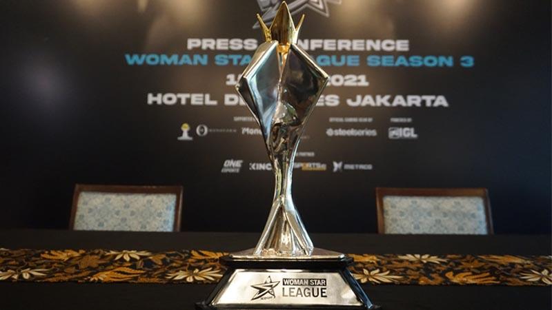Total Prize Pool 110 juta, Woman Star League 3 Siap Bergulir!