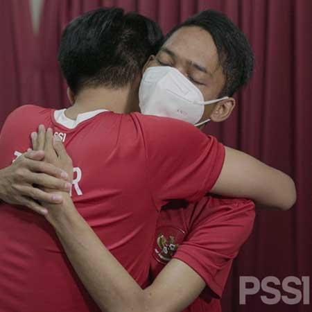 Hussain dan Chanks Bawa Indonesia ke Main Event FIFAe Nations Cup 2021