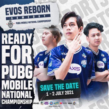 EVOS Reborn, Runner Up PMPL SEA yang Ikut Kualifikasi PMPL