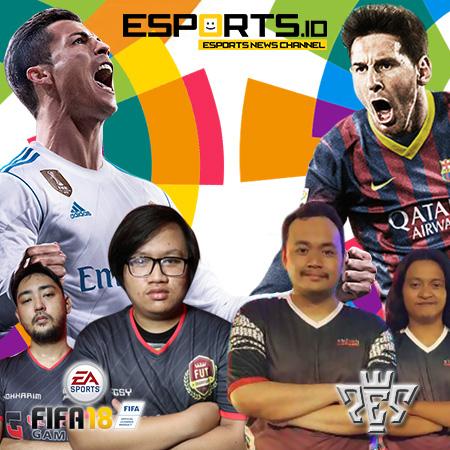 Dukungan Berbalut Kekecewaan Komunitas FIFA Indonesia di AG 2018!
