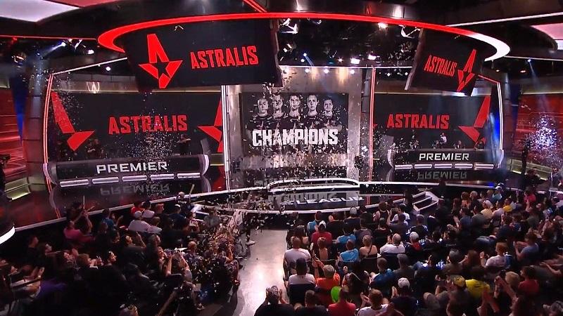 Dominasi Astralis Ukir Sejarah Raihan Titel Intel Grand Slam!