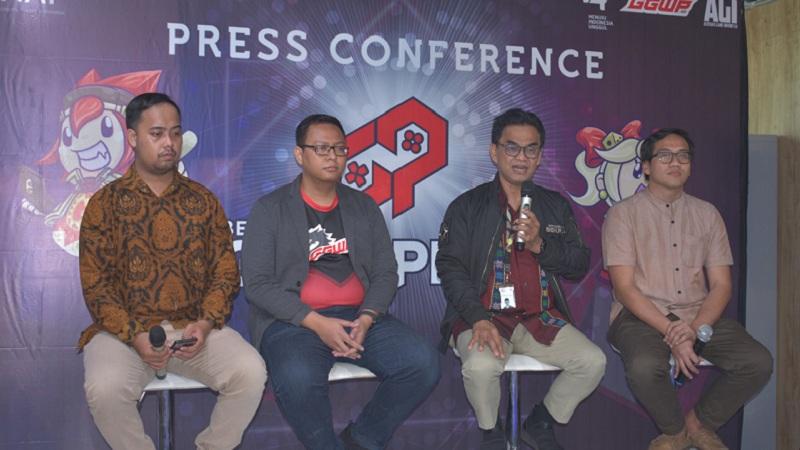 BEKRAF Game Prime 2019, Cara Pemerintah Sebar Citra Positif Esports