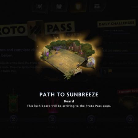 Valve Uji Coba Proto Pass, Berburu Hadiah di Dota Underlords