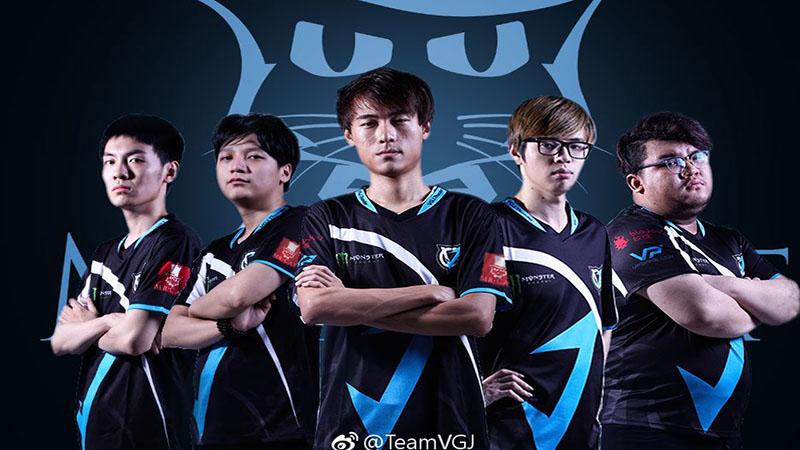 [Road to GESC] VGJ.Thunder Siap Menyambar di Jakarta Minor