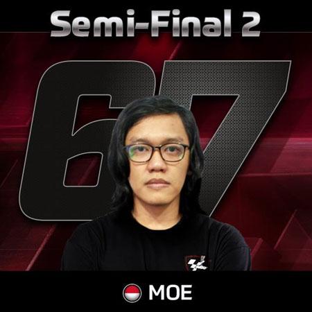 Wakil Indonesia Tampil Impresif di MotoGP Esports!