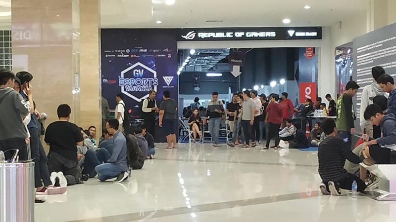 Rayakan Ultah ke-15, GV Esports Vaganza Terselenggara!