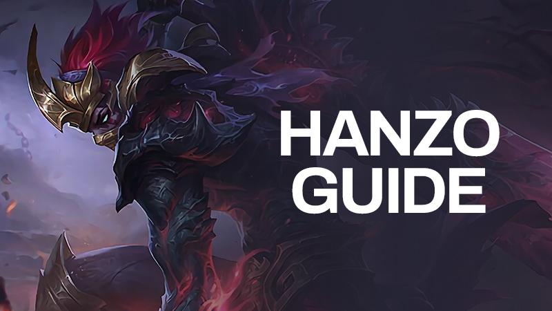 Tips dan Rekomendasi Item Hanzo Jungler Di Mobile Legends!